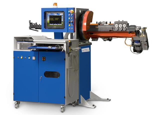 意大利OMCG线材折弯机CNC-31